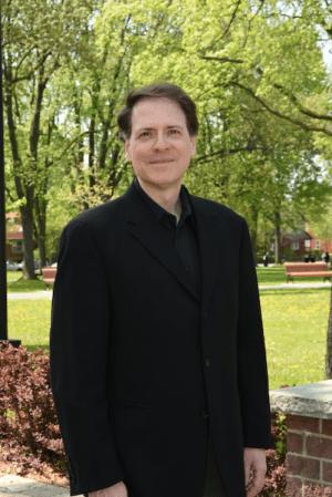 Robert Soroka standing outdoor