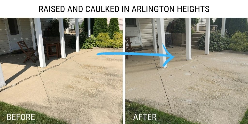 arlington heights concrete repair