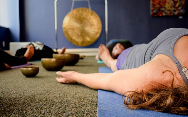 Yoga Nidra with Gentle Sounds