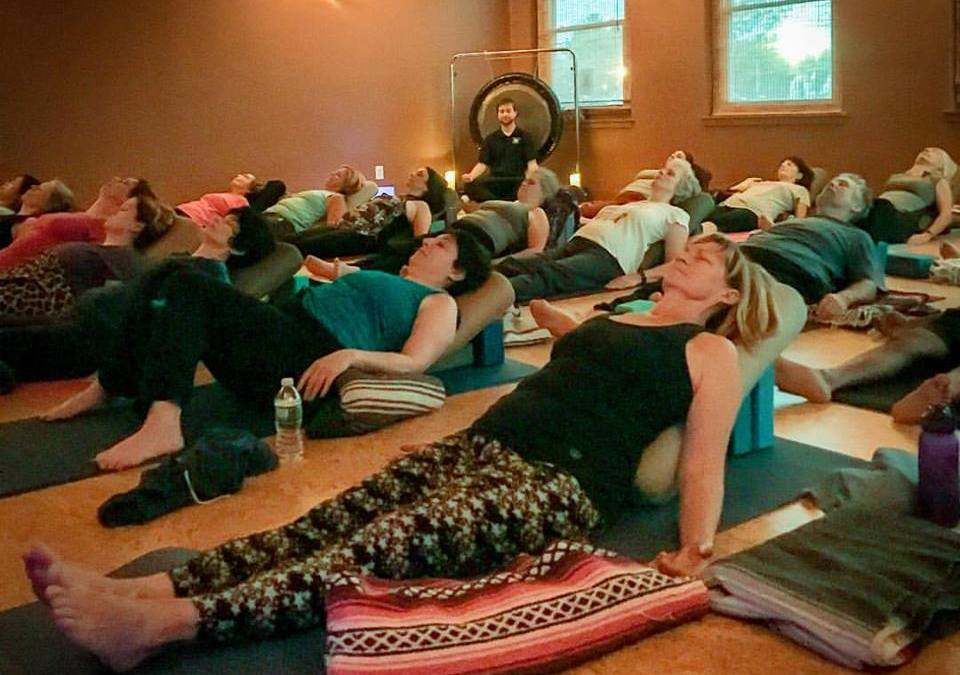 Restorative Yoga & Conduit Sound @Samadhi Yoga