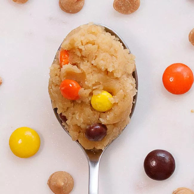 The Cone's Reese's cookie dough