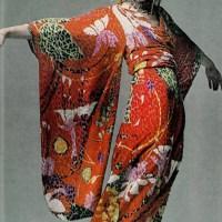 TREND: The Modern KIMONO