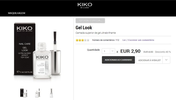 Gel Look 103 - Eur 2.90