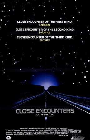 Close-Encounters-of-the-Third-Kind-Movie-Poster-Style-B-11x17-Inch-Mini-Poster