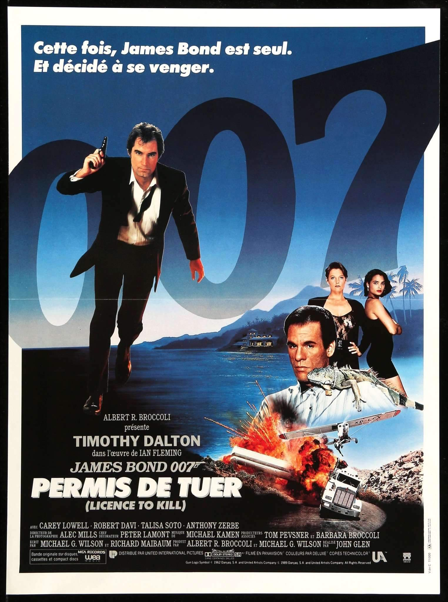 Ranked: Every James Bond Theme Song! (Pt  2) • The