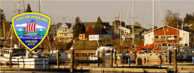 Poulsbo City Council Special Meeting October 26th