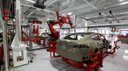 Telsa Files Lawsuit in Federal Court in Battle to Restart Production