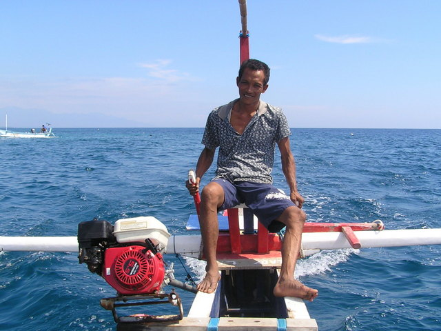 My snorkelling guide
