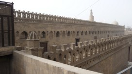 Mosque of Ibn Tulun (876 CE)