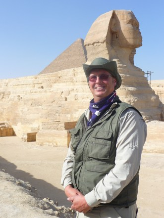 Me with Sphinx