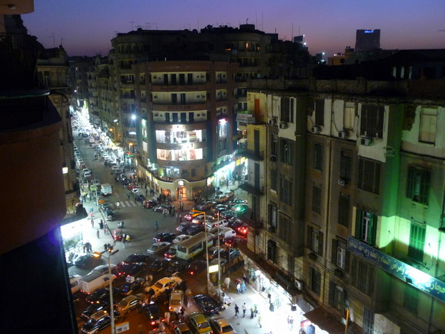 Intersection of Talaat Harb and 26th July St