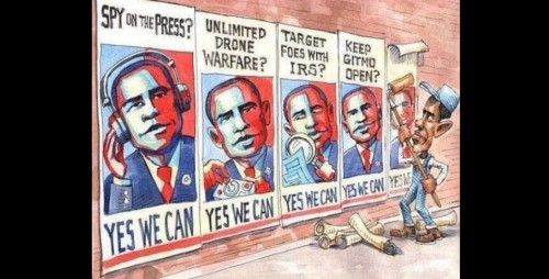 Yes We Can posters