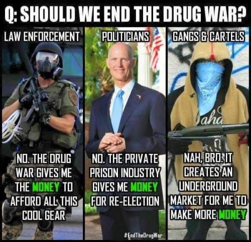 Should We End The Drug War