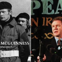 "For Late I.R.A. Leader Martin McGuinness, Social Justice's Path to ""Reconciliation and Peace-building"" Was Paved Through Terror"