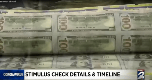 WATCH: Stimulus Check Details, Qualification and Timeline ...