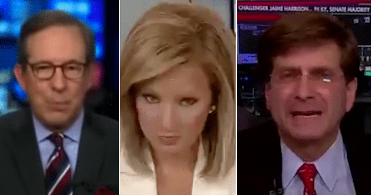 """Newsmax CEO """"We would like to overtake Fox News in the next 12 months, and I think it's do-able"""""""