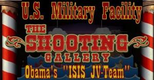 ISIS Shooting Gallery