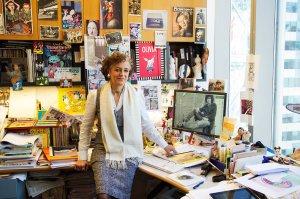 Françoise-Mouly, courtesy of GOOD Magazine