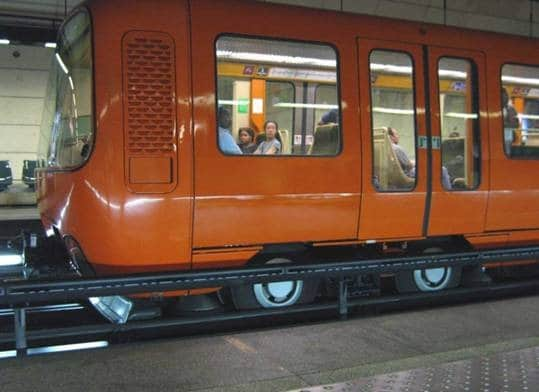 RUBBER TYRED METRO