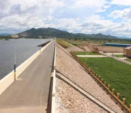 Top Width of Dam