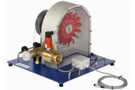 Model of Pelton Turbine
