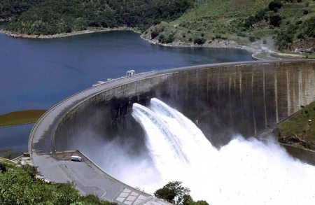 Kariba Dam, Zimbabwe