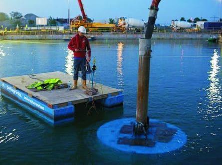 Underwater Concreting