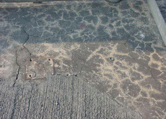 Concrete Failure Due to Alkali Aggregate Reaction