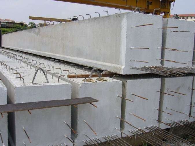 Prestressed Concrete Beam