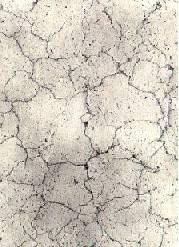 Repair of cracks in post concrete structures