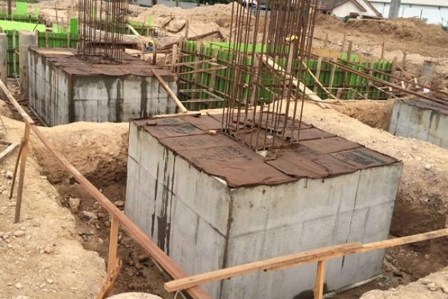 How to Design Pile Cap for Group of Piles in Foundation?