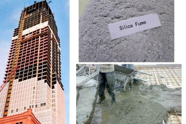 Silica Fume Concrete [PDF]: Properties, Advantages, and Applications