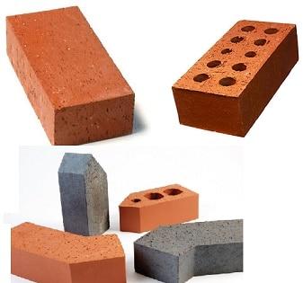 Shape of bricks