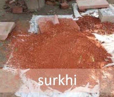 Surkhi Mortar