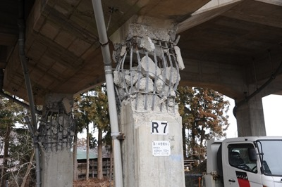 crushing-of-column