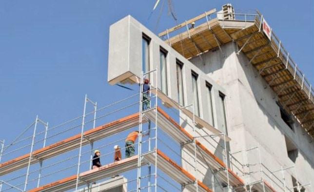Hybrid Concrete Construction