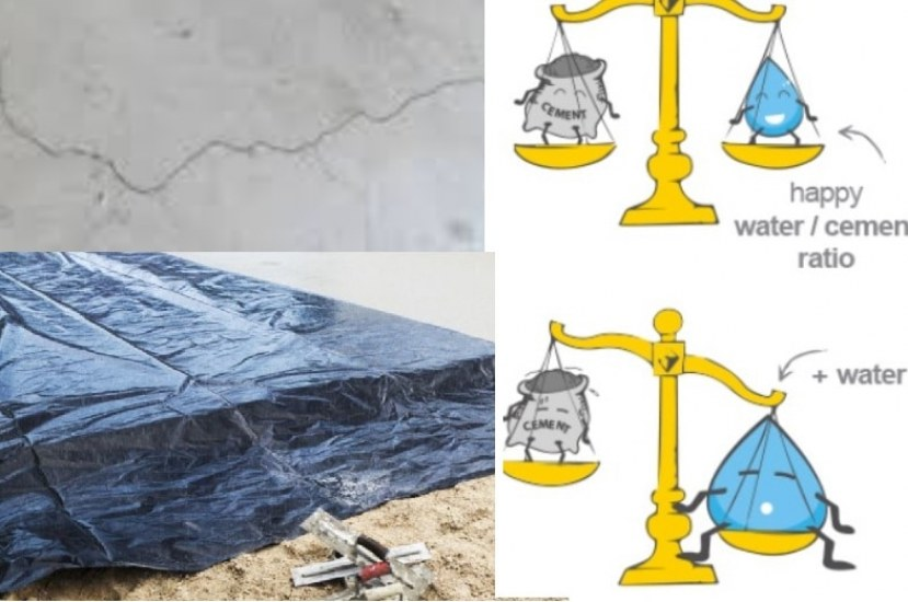 How to Reduce Shrinkage of Concrete at Construction Site? [PDF]
