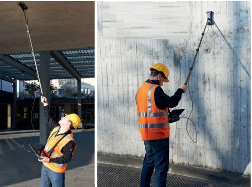 Testing Concrete Structures