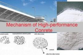Mechanism of High-Performance Concrete
