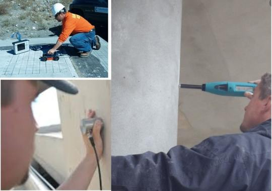 Post-concrete Inspection and Testing