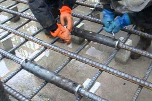 Methods of Splicing Reinforced Bars