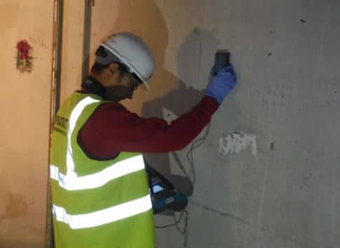 Detailed Inspection of Concrete Structure