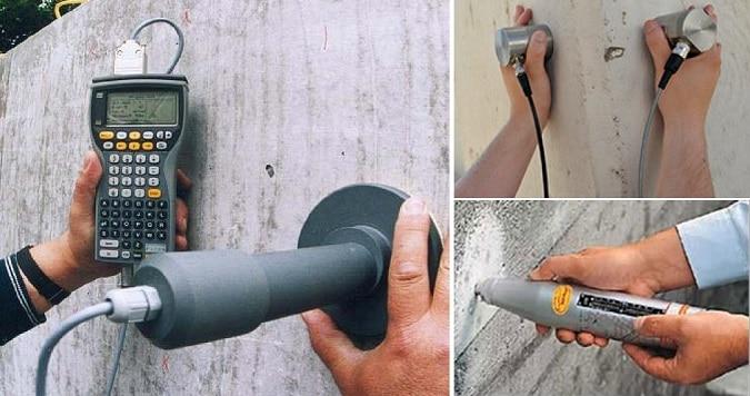 Methods ofNon-Destructive Testing of Concrete
