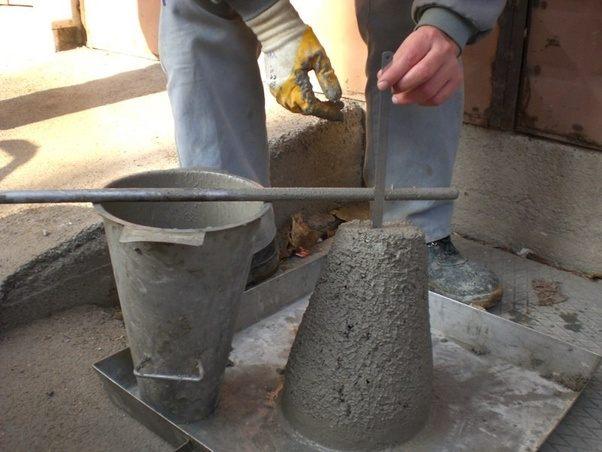 Low-Slump Dense Concrete