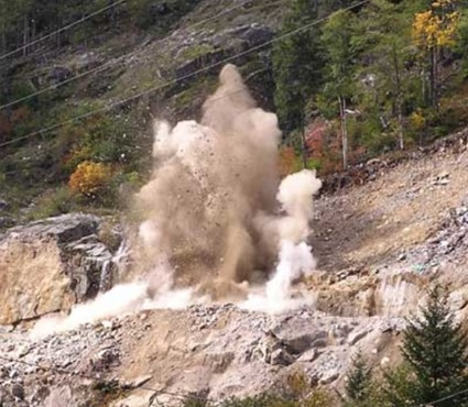 Rock Excavation by Blasting