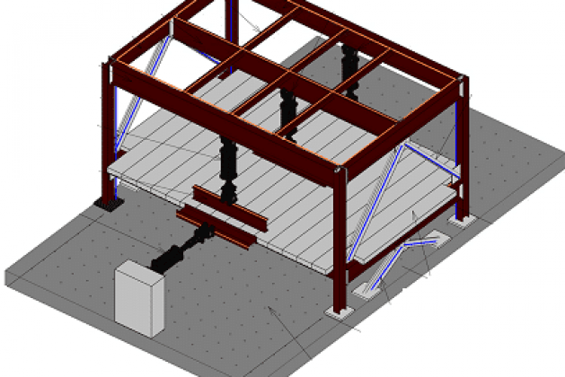 STRUCTURAL DESIGN BY MODEL & LOAD TESTS