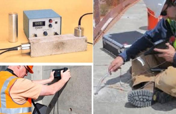 non_destructive test of RC structures basic methods and purposes