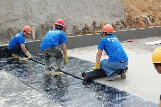 Waterproofing in Buildings [PDF]: Types, Methods, and Applications