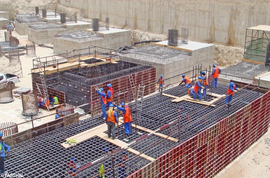 Footing Forms – Formworks for Foundation