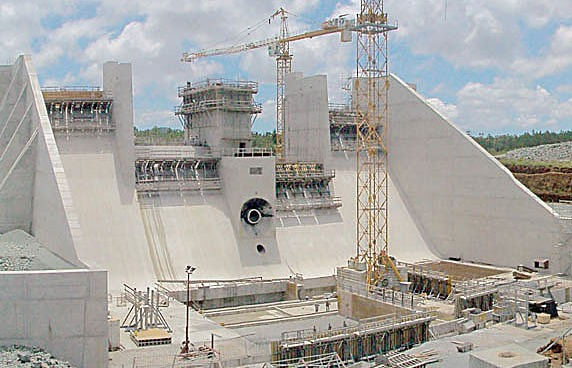 Mass Concrete Construction